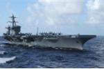 Người Hàn cảm thấy bị lừa dối về hành trình của tàu sân bay Mỹ