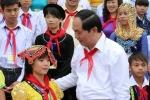 Chủ tịch nước: Dành tất cả tình thương yêu cho trẻ em