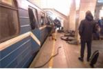 Hệ thống tàu điện ngầm Saint Petersburg nối lại một phần hoạt động sau đánh bom
