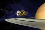 Hinh anh Google Double doi bieu tuong nhan su kien phi thuyen Cassini bay giua Sao Tho