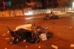 Siêu xe tông liên hoàn 4 xe máy ở Hải Phòng, nhiều người nhập viện
