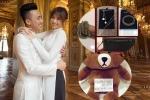 Trấn Thành bất ngờ tặng quà siêu lãng mạn cho Hari Won trong ngày Valentine