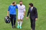 Ronaldo, Ramos ghi dấu ấn, Carvajal lo lắng về Euro