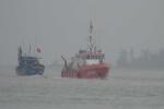 Truy tìm tàu lạ đâm chìm tàu cá ngư dân rồi bỏ chạy