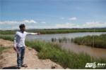 Cán bộ 'hô biến' ruộng của 16 hộ dân thành ao cá: Lãnh đạo huyện chỉ đạo làm rõ