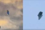 Clip: 'Người ngoài hành tinh' ngắm hoàng hôn gần căn cứ quân sự Mỹ?