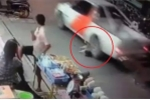 Tài xế ô tô cán chết chú chó Husky rồi bỏ đi khiến dân mạng phẫn nộ
