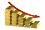 Giá vàng hôm nay 4/3 lại giảm không phanh
