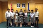 Nữ sinh phố núi giành học bổng ASEAN với thành tích đáng nể