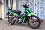 'Xế nổ 2 kỳ huyền thoại' Yamaha Z125 thét giá 200 triệu tại Sài Gòn