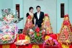 Các 'siêu' đám cưới tiền tỷ chấn động làng quê của đại gia Việt