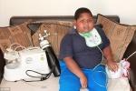 Cậu bé 10 tuổi nặng 90 kg, mẹ phải khoá tủ bếp
