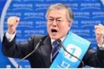 Video: Chân dung tân Tổng thống Hàn Quốc Moon Jae-in