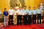 Ủng hộ gia đình các phi công Su30-MK2 và thành viên tổ bay Casa-212 220 triệu đồng