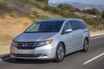 Honda Odyssey 2017 'chốt giá' hơn 600 triệu đồng