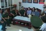 Tổng cục Chính trị thăm phi công và gia đình chiến sĩ máy bay Casa-212, Su-30