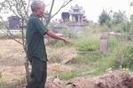 Chôn trộm hơn 300 bộ hài cốt ở Thái Bình: Có dấu hiệu phạm tội?