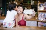 Uyên Bùi: 'Muốn cùng con lớn lên trong từng khoảnh khắc'