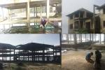 Ảnh: Khu nghỉ dưỡng trăm tỷ hoang phế bên bờ biển Thuận An