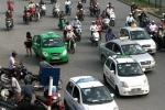 Cấm taxi ngoại tỉnh đón khách tại Hà Nội