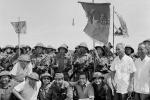 Hình ảnh Fidel Castro cùng bộ đội Việt Nam giữa tuyến lửa Quảng Trị năm 1973