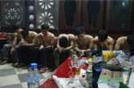Đột kích quán karaoke trong đêm, bắt 15 đối tượng đang 'phê' ma túy