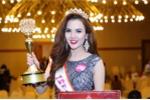 Ngọc Châm đăng quang Á hậu 1 Doanh nhân thế giới người Việt 2016