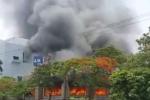 Video: Cháy dữ dội khu văn phòng một công ty ở Hải Phòng