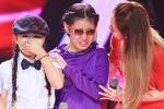 Giọng hát Việt nhí: Ngọc Anh khiếm thị khóc nức nở
