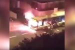 Xe buýt ở Paris bị tấn công, thủ phạm hét 'Thánh Alla vĩ đại'