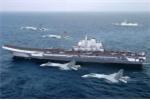 Hải quân Trung Quốc xác nhận cho tàu sân bay Liêu Ninh tập trận ở Biển Đông