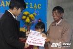 Người đàn ông không đủ tiền mua quan tài cho vợ cảm ơn độc giả VTC News