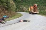 Phượt thủ người Argentina bị xe tải cán chết ở Tuyên Quang