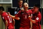 Minh Trí ghi bàn đẹp thứ 2 World Cup Futsal 2016