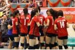 Trực tiếp bóng chuyền VĐQG: Ngân hàng công thương vs PVD Thái Bình