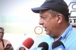 Tổng thống Costa Rica bị ong bắp cày bay vào miệng nhưng xử lý chuyên nghiệp không ngờ
