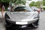 Siêu xe 'giá rẻ' McLaren 570S của Cường Đô La lần đầu dạo phố Sài Gòn