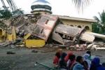 25 người chết trong động đất 6,5 độ Richter ở Indonesia