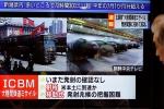 Nhật Bản thừa nhận thành quả chương trình hạt nhân của Triều Tiên