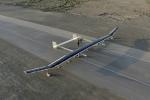 Cận cảnh máy bay không người lái dùng năng lượng mặt trời do Trung Quốc chế tạo