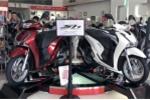 Honda SH 2017 đội giá thêm 12 triệu đồng