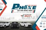Phố xe 2017 - Hội chợ xe lớn nhất miền Tây sắp sửa khai màn