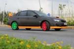 Ngắm Subaru độ kiểu 'xanh đỏ tím vàng'