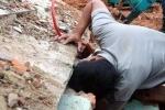 Trực tiếp cứu hộ sạt lở núi ở Nha Trang: Tìm thấy một phần thân thể nạn nhân bị mắc kẹt