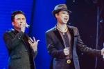 Ngọc Sơn và Phan Mạnh Quỳnh xin dừng chơi tại 'The mash up'