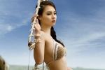 Hoa hậu Biển Thùy Trang khoe đường cong nóng bỏng 'đốt mắt' người xem