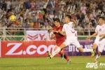 Công Vinh phá sâu kỷ lục ghi bàn của tuyển Việt Nam