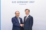 Thủ tướng tiếp xúc song phương bên lề Hội nghị Thượng đỉnh G20