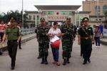 Biên phòng Quảng Ninh tiếp nhận đối tượng bị truy nã đặc biệt
