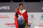 Ánh Viên giành HCV SEA Games thứ 2, phá sâu kỷ lục